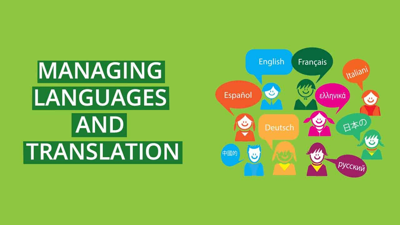 Managing Language and Translation PrestaShop