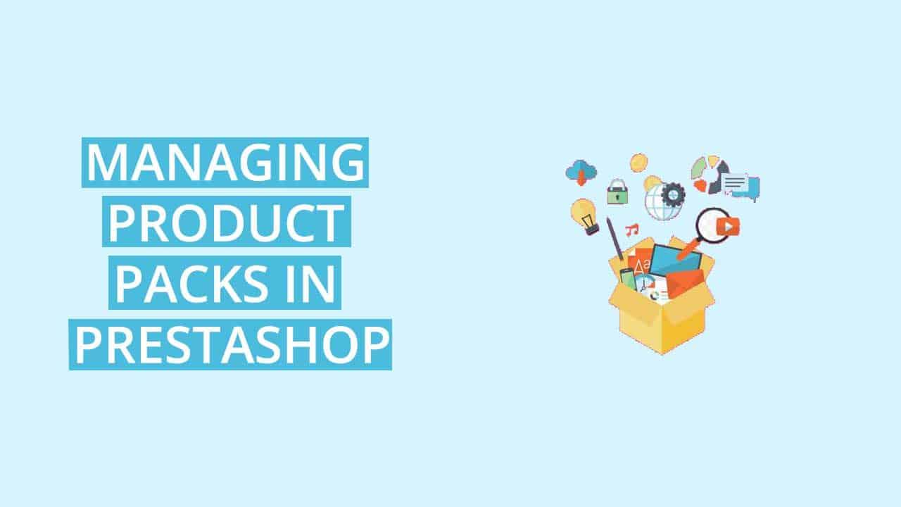 PrestaShop product packs