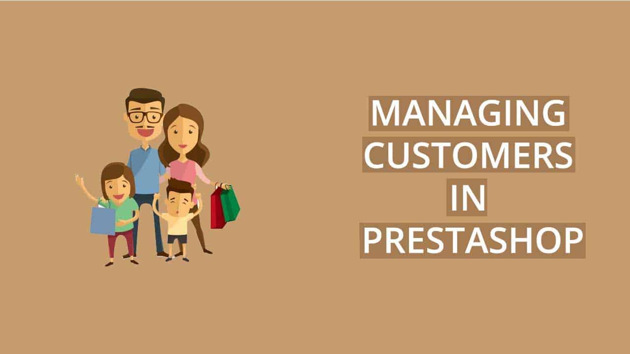 PrestaShop customers