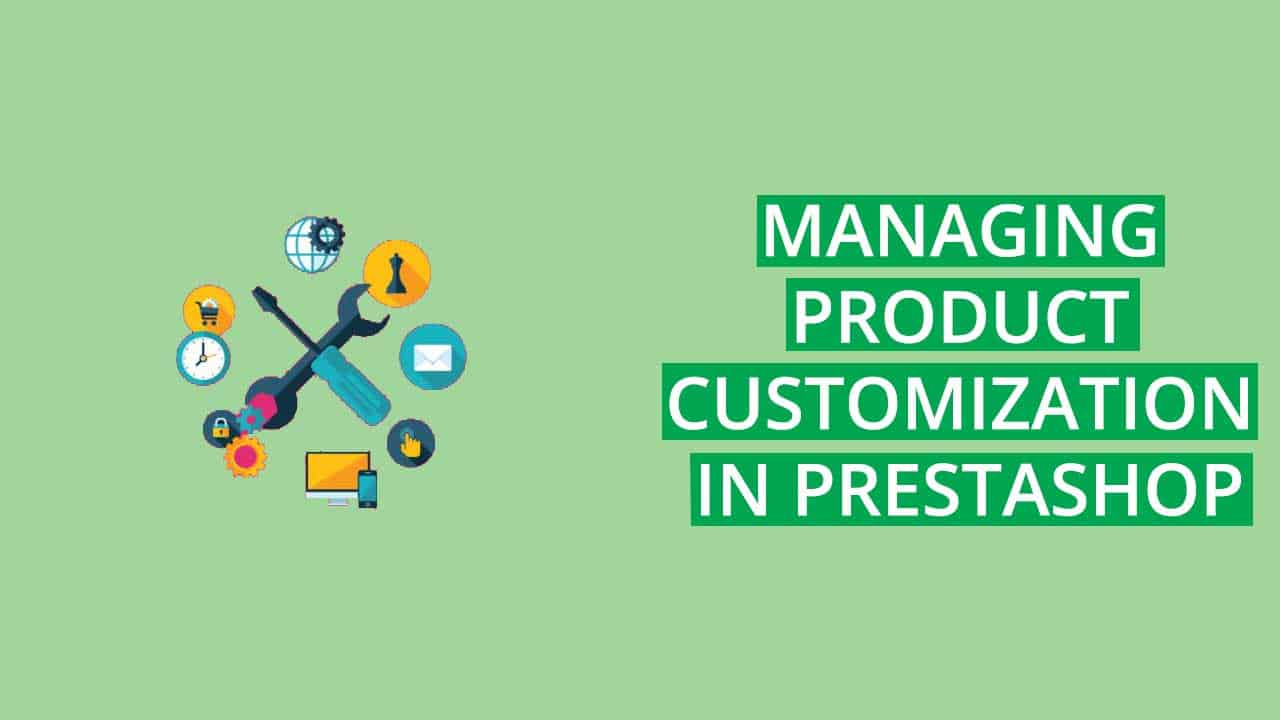 PrestaShop product customization