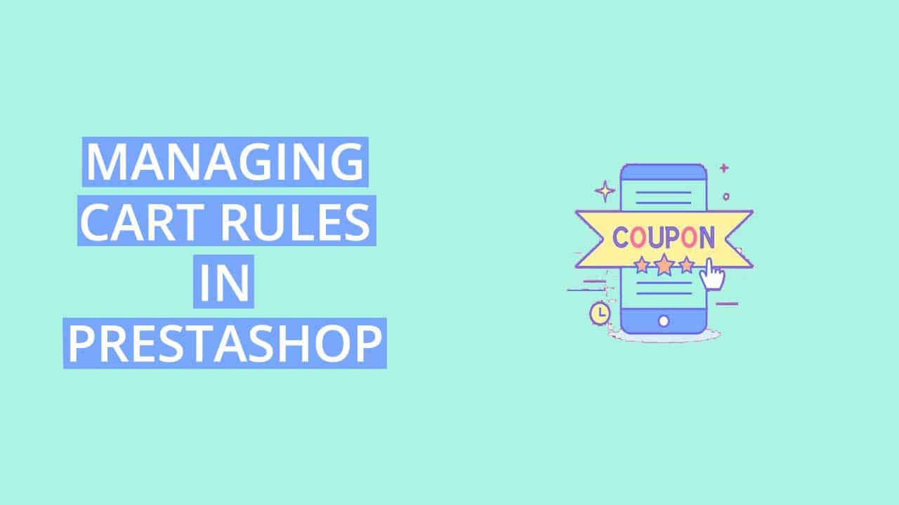 PrestaShop cart rules