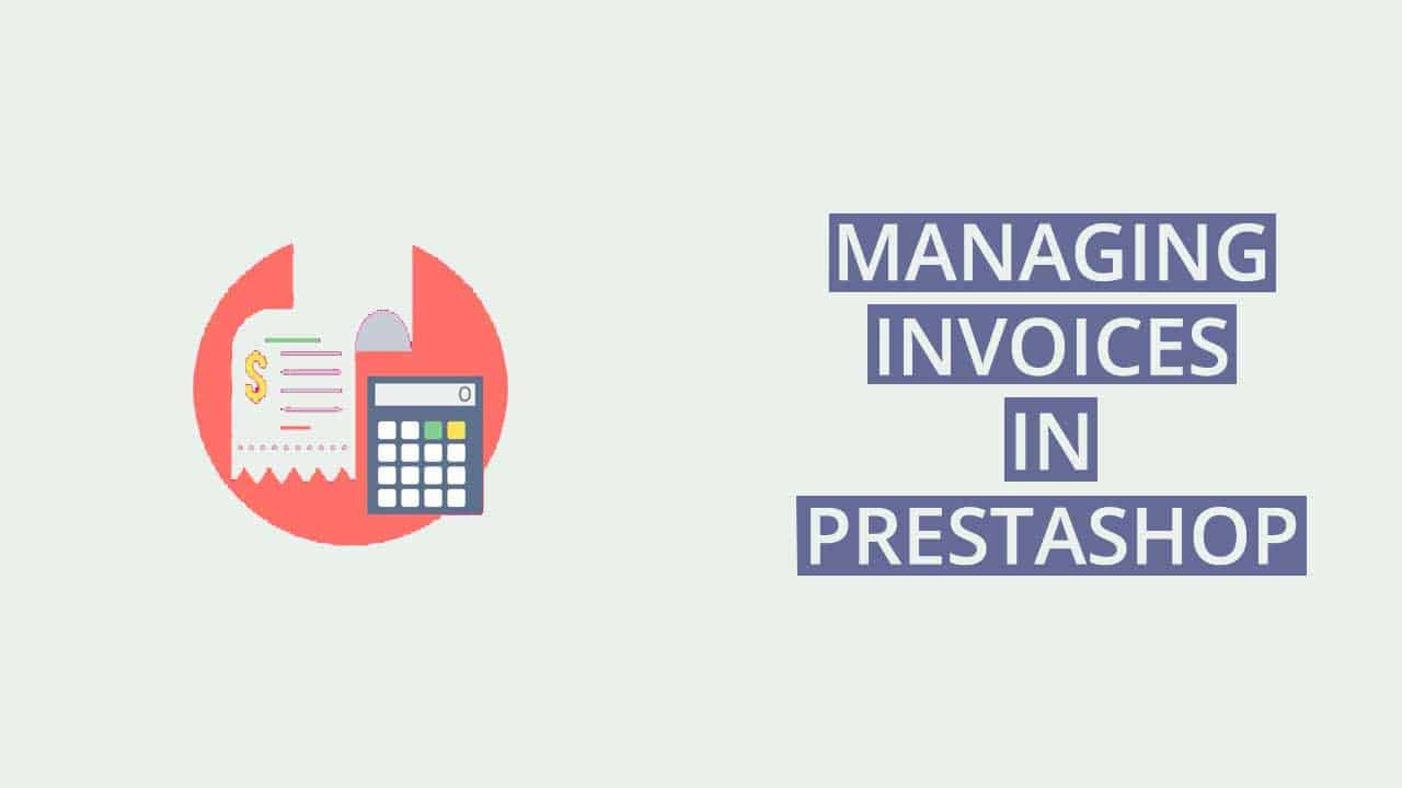 PrestaShop Invoices