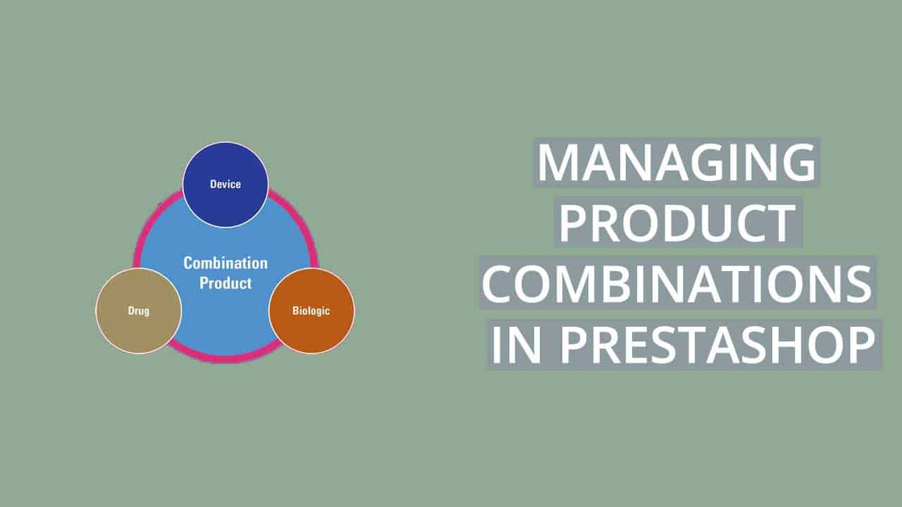 PrestaShop Product Combinations