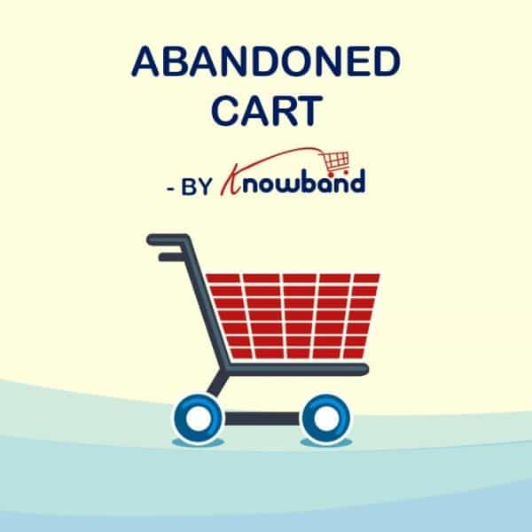 Knowband - Abandoned Cart Serial Reminders (Smart) Module