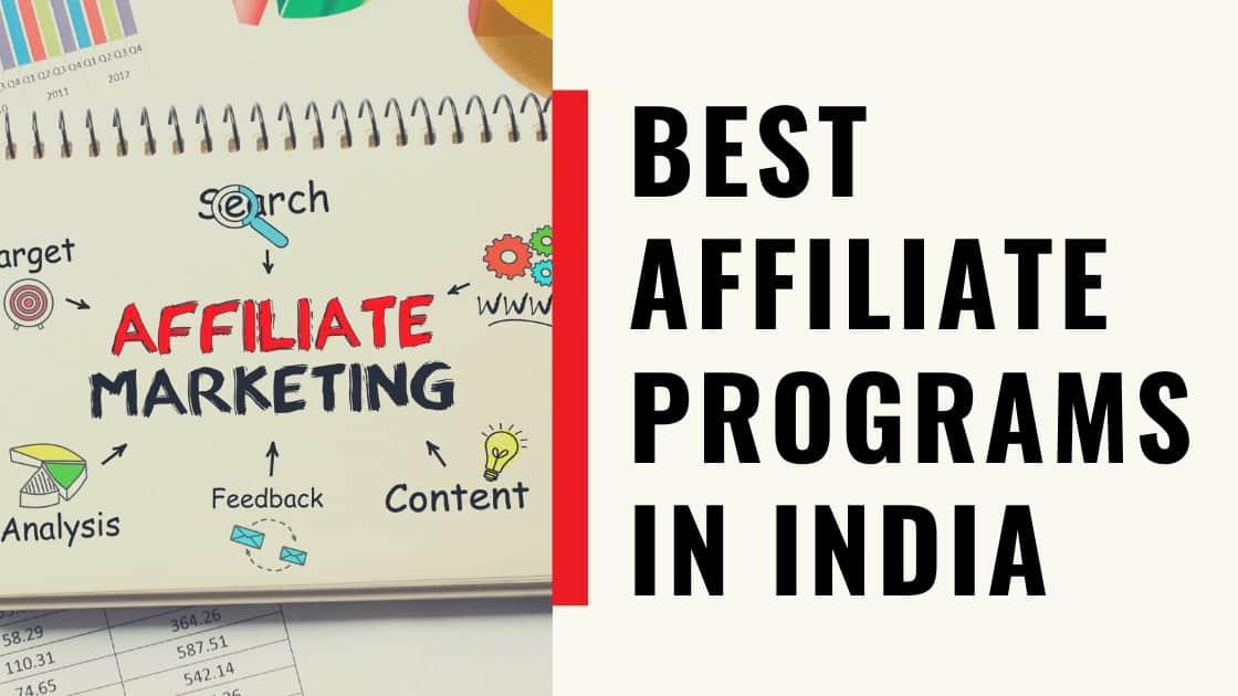 Best Affiliate Programs in India 2021