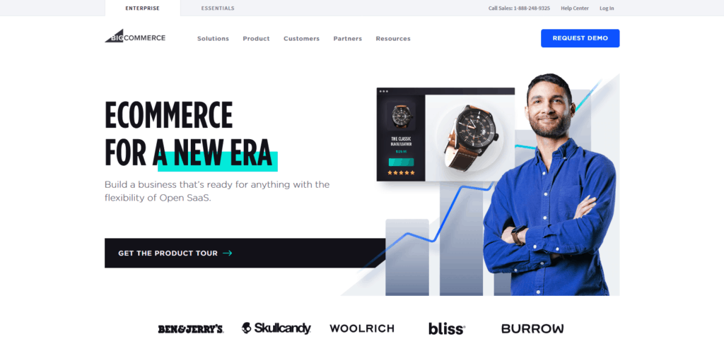 Best ecommerce platforms for small business