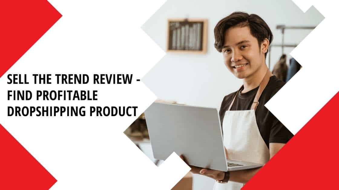 Sell The Trend Review 2021 - Find Profitable Dropshipping Product
