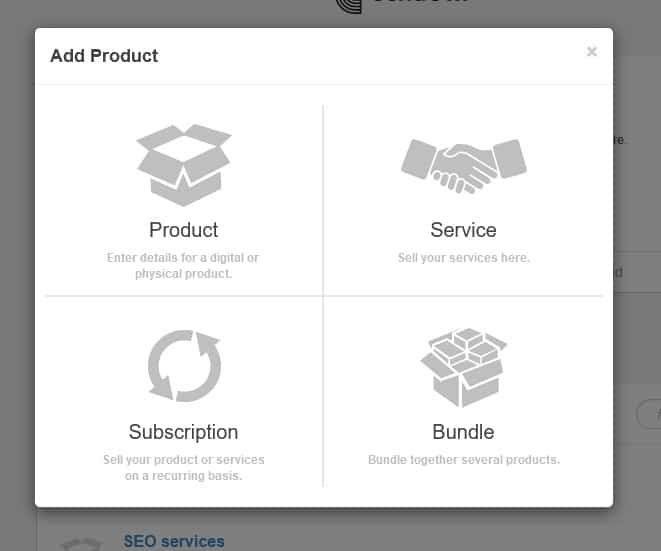 SendOwl add product