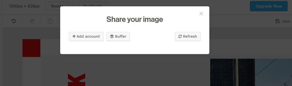 Snappa Buffer integration